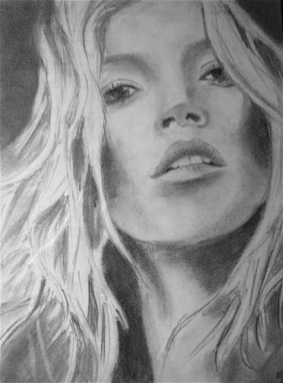Kate Moss por els